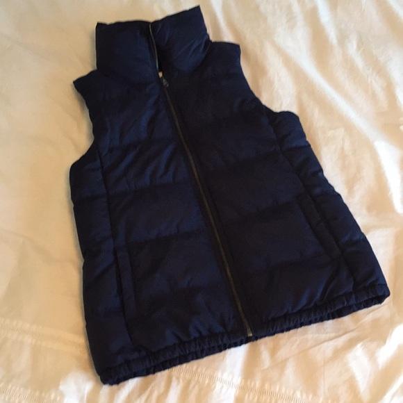 Old Navy Jackets & Blazers - Old Navy Puffer Vest, Navy - size XS